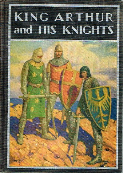 Image for King Arthur and his Knights (A Noble and Joyous History) x