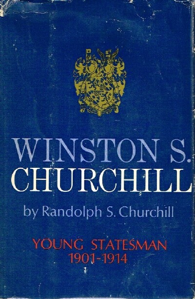 Image for Winston S. Churchill Volume II 1901 - 1914: Young Statesman
