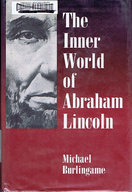 Image for The Inner World of Abraham Lincoln