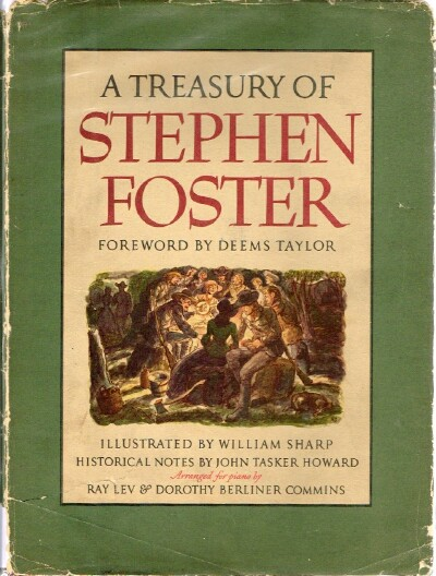 Image for A TRE ASURY OF STEPHEN FOSTER