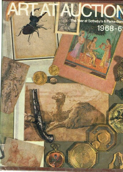 Image for Art At Auction 1968 - 1969 (The Year At Sotheby's & Parke-Bernet)