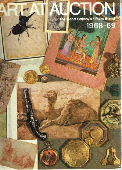 Image for Art At Auction 1968 - 1969 The Year At Sotheby's & Parke-Bernet
