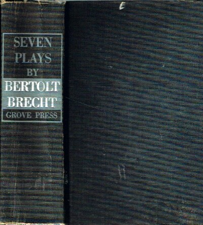 Image for Six Plays by Bertolt Brecht