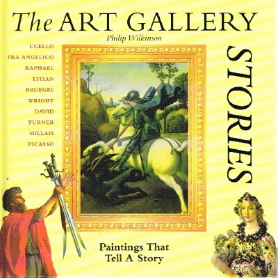 Image for The Art Gallery Stories Paintings That Tell A Story