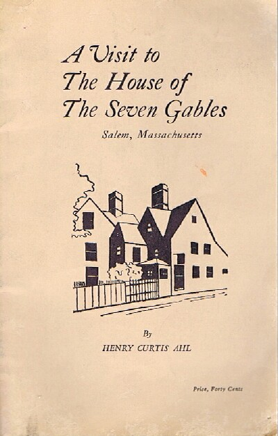 Image for A Visit to The House of Seven Gables