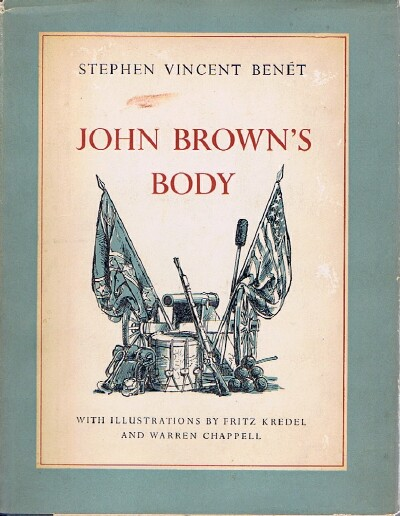 Image for John Brown's Body