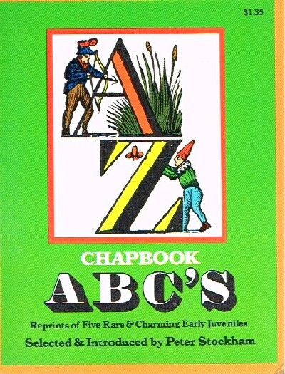 Image for Chapbook ABC's  Reprints of Five Rare & Charming Early Juveniles