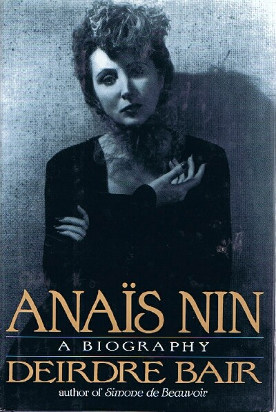 Image for Anais Nin A Biography