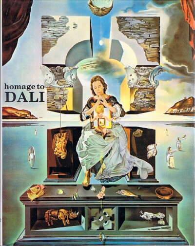 Image for Homage to Salvador Dali Special Issue of the XXe Siecle Review