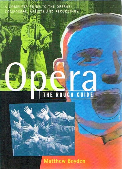Image for Opera The Rough Guide