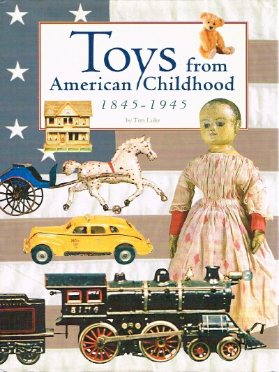 Image for Toys from American Childhood 1845-1945