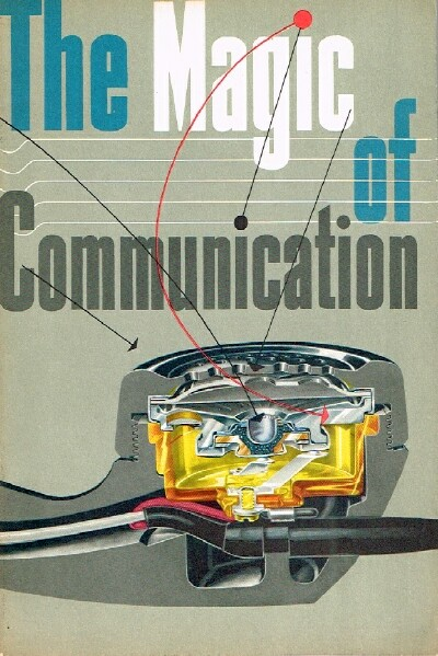 Image for The Magic of Communication The Telephone:  A Magic Device