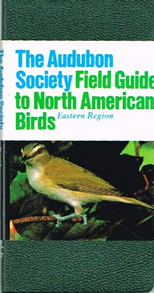 Image for The Audubon Society Field Guide to North American Birds