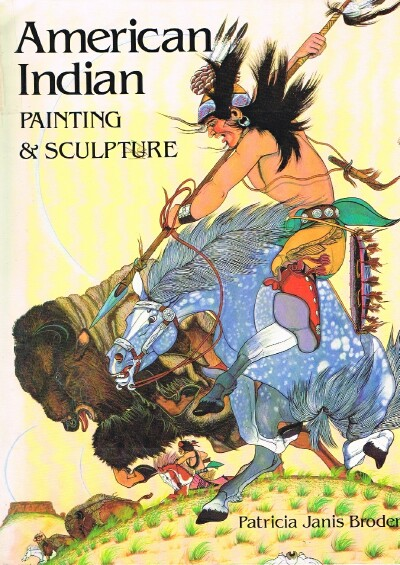 Image for American Indian Painting & Sculpting