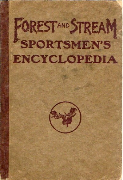 Image for Sportsmen's Encyclopaedia