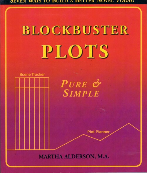 Image for Blockbuster Plots: Pure and Simple