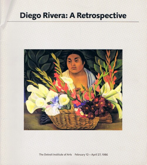 Image for Diego Rivera: A Retrospective