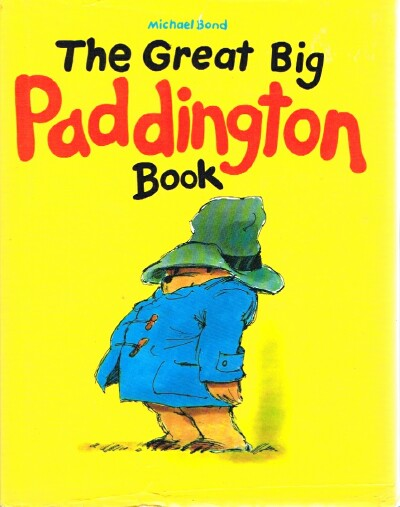 Image for The Great Big Paddington Book