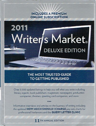 Image for 2011 Writer's Market: Deluxe Edition