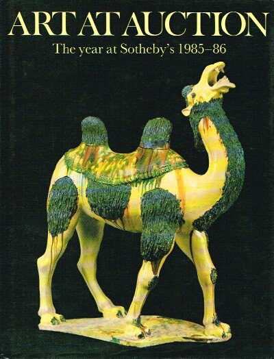 Image for Art At Auction 1985-1986: the Year At Sotheby's
