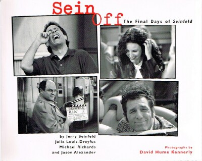 Image for Seinoff The Final Days of Seinfeld