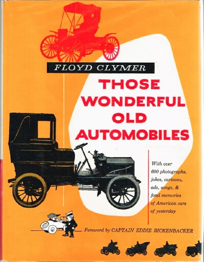 Image for Those Wonderful Old Automobiles