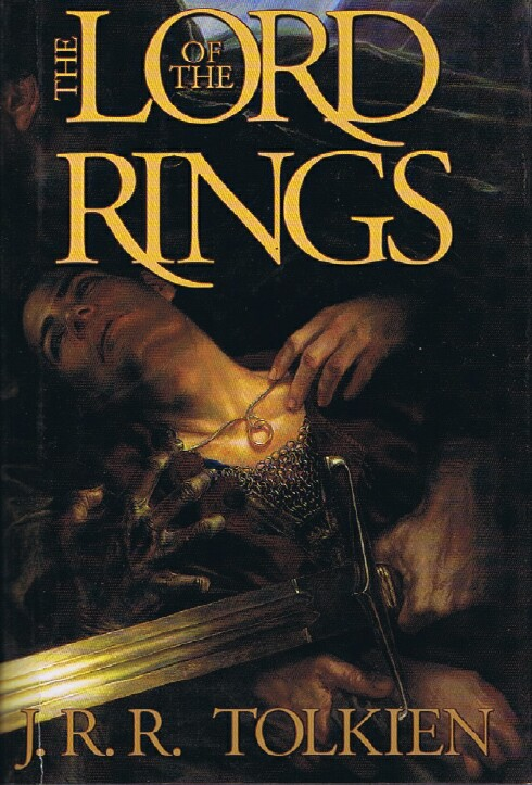 The Lord Of The Rings The Two Towers Book