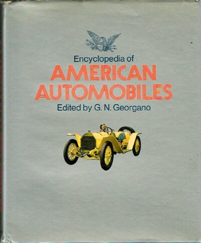 Image for Encyclopedia of American Automobiles