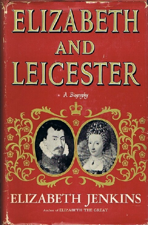 Image for Elizabeth and Leicester