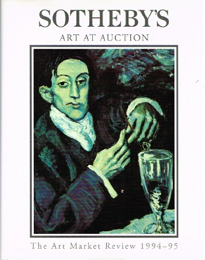 Image for Art At Auction 1994 - 1995: the Art Market Review