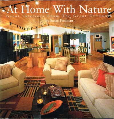 Image for At Home with Nature Gerat Interiors from the Great Outdoors