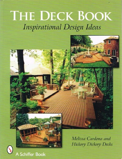 Image for The Deck Book Inspirational Design Ideas