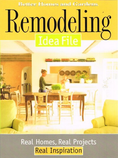 Image for Remodeling Idea File