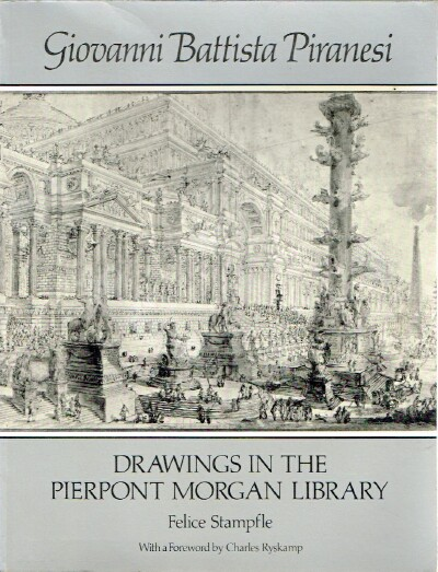 Image for Giovanni Battista Piranesi: Drawings in the Pierpont Morgan Library