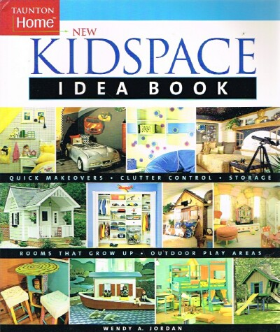 Image for New Kidspace Idea Book