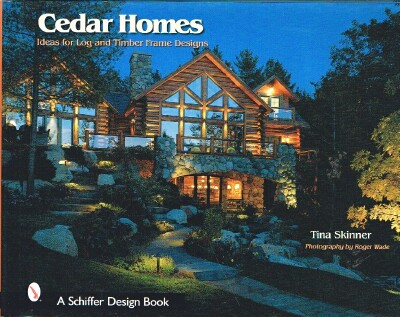 Image for Cedar Homes Ideas for Log and Timber Frame Designs