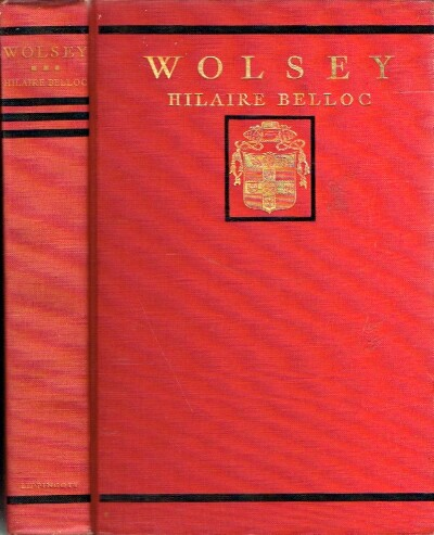 Image for Wolsey With 12 Illustrations and a Map
