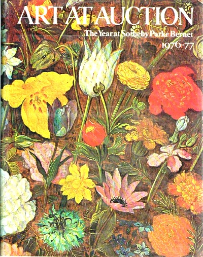 Image for Art at Auction 1976 - 1977 The Year at Sotheby Parke Bernet