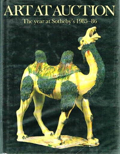 Image for Art at Auction 1985 - 1986 The Year at Sotheby's