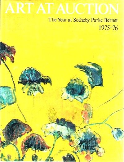Image for Art at Auction 1975 - 1976 1975-1976 The Year at Sotheby Parke Bernet