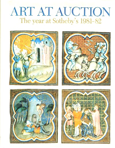 Image for Art at Auction 1981 - 1982 The Year at Sotheby's