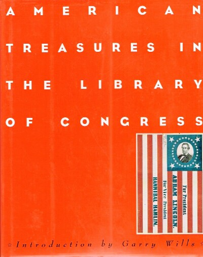 Image for American Treasures in the Library of Congress Memory, Reason, Imagination