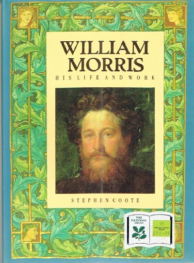 Image for William Morris His Life and Work