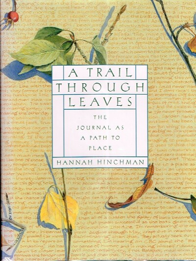 Image for A Trail Through Leaves The Journal as a Path to Place