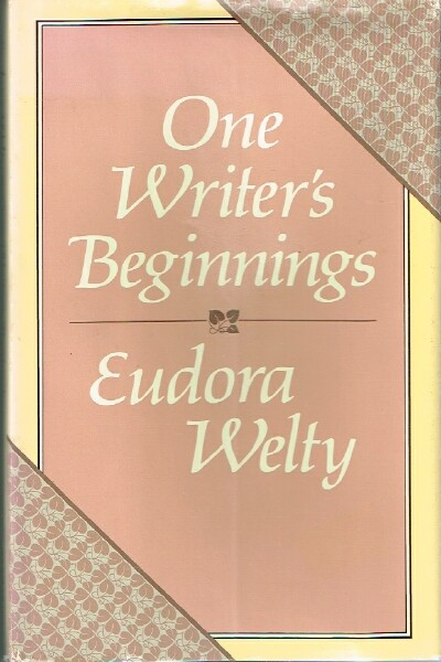 Image for One Writer's Beginnings