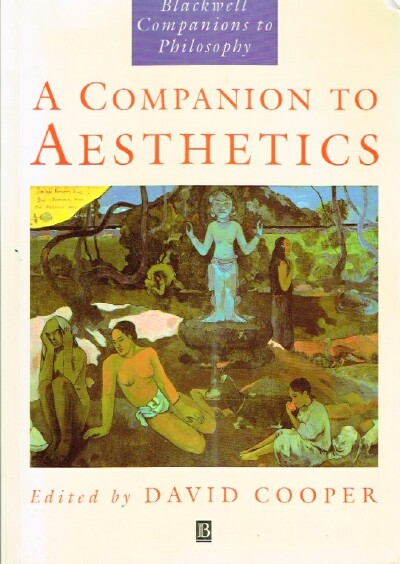 Image for A Companion to Aesthetics