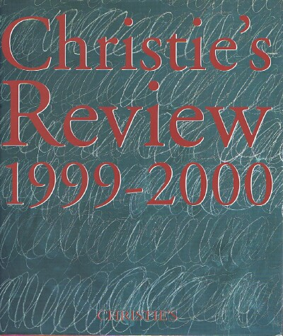Image for CHRISTIE'S REVIEW 1999-2000