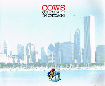 Image for Cows on Parade in Chicago
