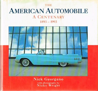 Image for The American Automobile: A Centenary: 1893-1993