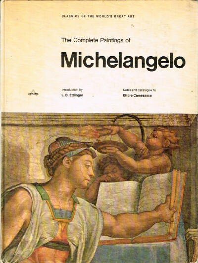 Image for The Complete Paintings of Michelangelo